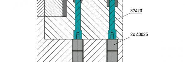 Knarr: Kernstift ohne Zerlegen des Werkzeugs ersetzen