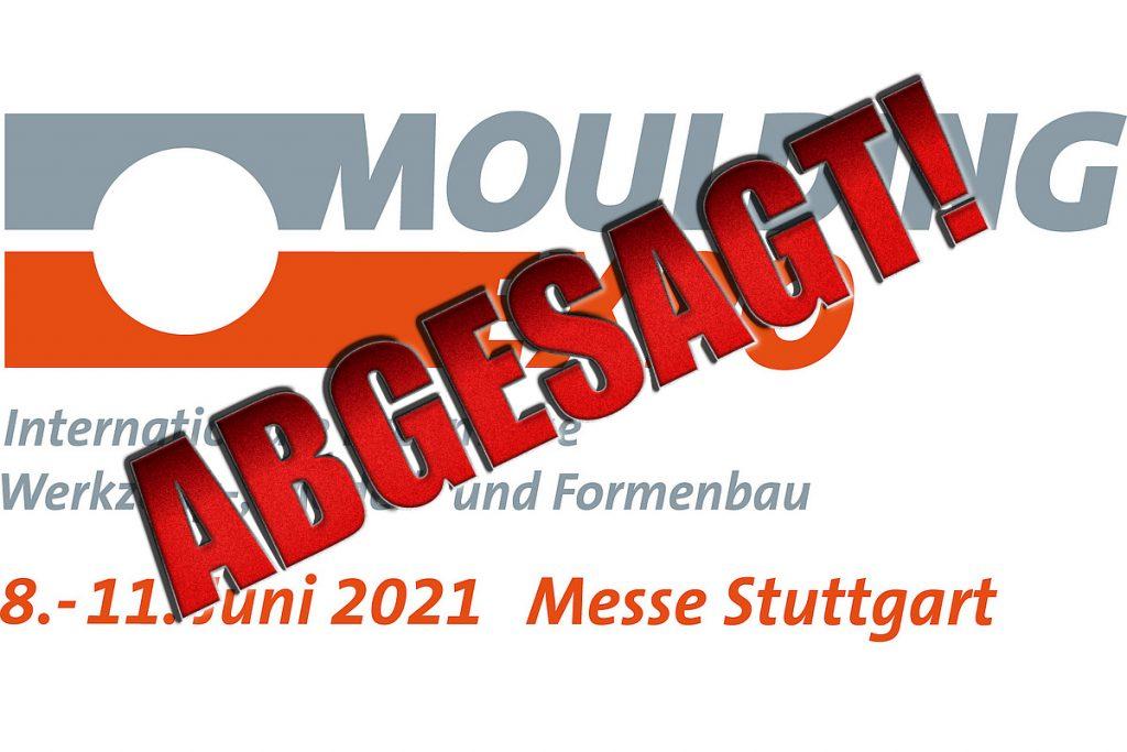 Noch eine schöne Branchenmesse, die in dieser Zeit der Corona-Pandemie weichen muss: Die Moulding Expo 2021 ist als Präsenzmesse abgesagt. Der nächste Termin für die Messe ist vom 13. bis 16. Juni 2023 auf der Messe Stuttgart. - Bild: Pergler Media