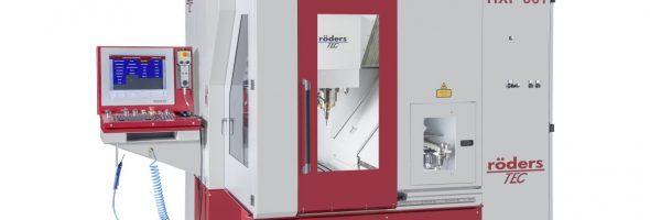 Röders: Mit höchster Präzision und RFT-Werkzeugen Glanzflächen direkt auf der Maschine in Stahl erstellen