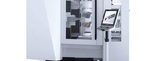 Die VHybrid 360 ist zur Herstellung sehr unterschiedlicher Zerspanwerkzeuge geschaffen. So ist sie sowohl für Werkzeuge geeignet, die bei spanabhebenden Verfahren von Werkstoffen wie Holz oder Verbundwerkstoffen geeignet sind, als auch bei Werkzeugen zur Bearbeitung von Metall. - Bild: Vollmer