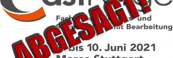 CastForge 2021: Präsenzmesse für dieses Jahr abgesagt