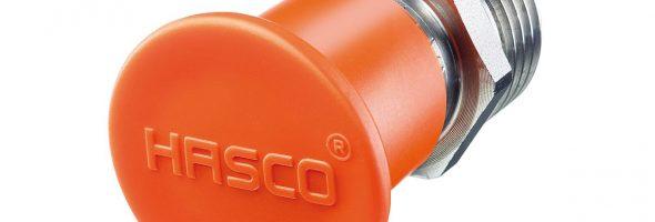 Hasco: Alles sauber mit Schutzkappen für Anschlussnippel