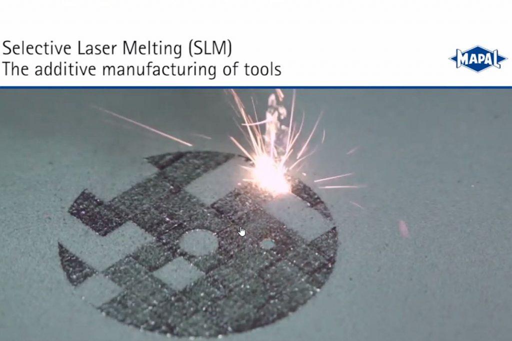 Komponenten für Hydrodehnspannfutter stellt Mapal inzwischen zum Teil auch in additiven Fertigungstechnik her. Im SLM-Verfahren können auch Hydrodehnspannfutter ganz nach den Bedürfnissen der Anwender konfiguriert werden. - Bild: Pergler Media
