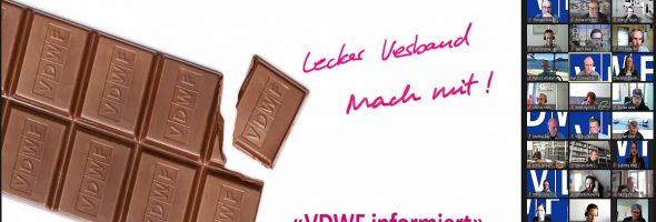 VDWF informiert: Aktuelle Neuigkeiten für Mitglieder und Interessierte