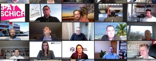 """Spätschicht beim VDWF: Unter dem Motto """"Change Management"""" geben interessante Referenten Einblick in ihre Zukunftsstrategien, mit denen sie ihre Unternehmen an die sich verändernden Bedingungen der Branche anpassen. - Bild: Pergler Media"""