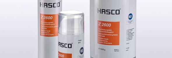 Hasco: Hochleistungsfett auch für den Reinraum