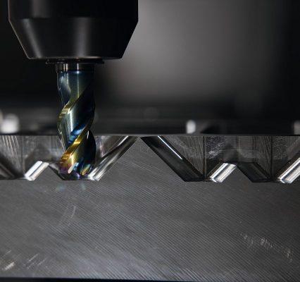 Der ISO-N-Fräser MC267 Advance von Walter ist auf die rationelle Bearbeitung von Aluminium-Knetlegierungen und Aluminium-Gusslegierungen sowie von Kupfer optimiert. Der Fräser ist sowohl zum Schruppen als auch zum Semi-Schlichten und Schlichten geeignet. - Bild: Walter