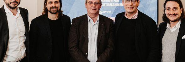 Gindumac: Gebrauchtmaschinenhändler stellt mit neuem Beirat die Weichen auf weitere Expansion