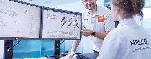 Mit seinem neuen Standard-Engineering-Tool stellt der Normalienhersteller Hasco den Konstrukteuren jetzt eine neu entwickelte Offline-Software zur Verfügung, die zudem speziell auf die Bedürfnisse im Formenbau zugeschnitten ist. - Bild: Hasco