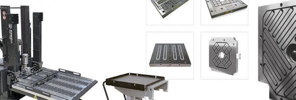 Roemheld: Effizientes Handling für Spritzgießwerkzeuge