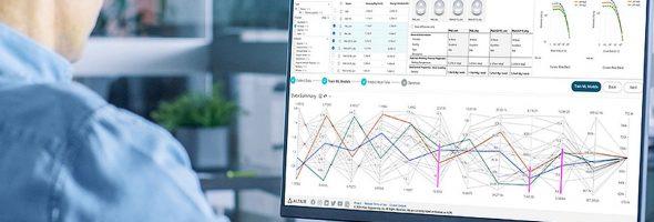 Altair: Künstliche Intelligenz verbessert  Entwicklungslösungen und Simulation