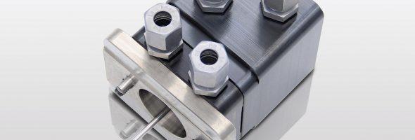 Hasco: Nadelverschluss mit pneumatischem Antrieb