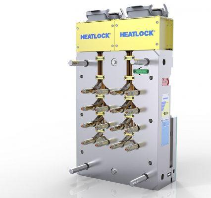 Die Heißen Seiten von Heatlock haben besondere Merkmale. Sie verfügen über einen eingebauten Flash-Speicher, der zudem die vollständigen Werkzeugdetails und ein digitales Projektbuch enthalten kann. Dort kann der Anwender alle Dokumentationen für einzelne Projekte einschließlich Serviceinformationen bereitstellen. - Bild: Heatlock