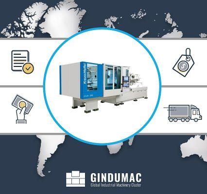 Damit die Erneuerung des Maschinenparks optimal planbar ist, bietet Gindumac für Verkäufer und Käufer von gebrauchten Industriemaschinen eine ganzheitliche Transaktionsabwicklung mit Rund-um-Sorglos-Paket. - Bild: Gindumac