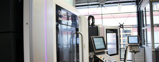 Mit der neuen Demo-Fabrik will Evo Informationssysteme Digitalisierung im buchstäblichen Sinn begreifbar machen. - Bild: Evo Informationssysteme